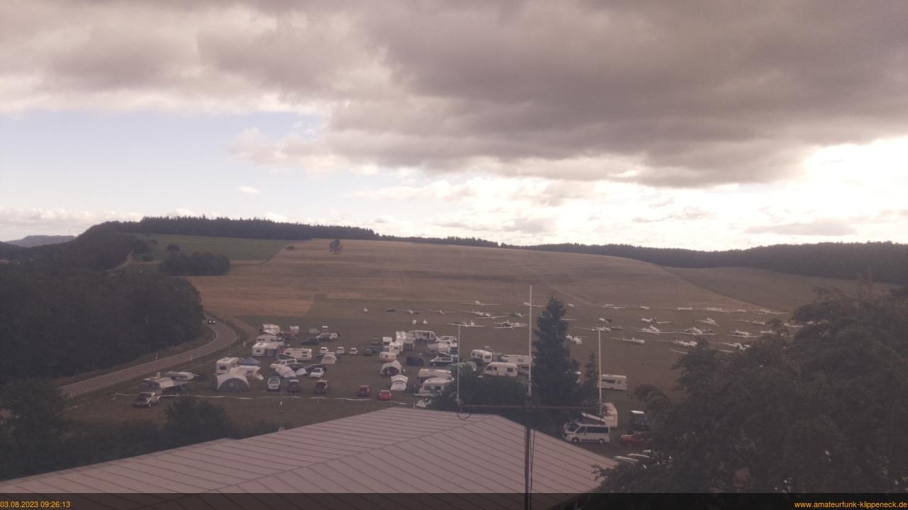 Klippeneck Aufbau Ost